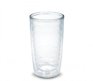 Подарок Тамблер Tervis 'Clear & Colorful, Clear'