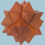 Подарок Головоломка 'Звезда' высокого уровня сложности (3 из 5)