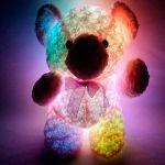 Подарок Светящийся мишка