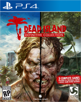 игра Dead Island. Definitive Collection PS4 - Русская версия
