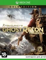 игра Tom Clancy's Ghost Recon: Wildlands. Gold Edition Xbox One