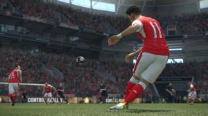 скриншот Pro Evolution Soccer 2017 PS4 - Русская версия #3