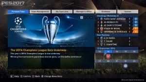 скриншот Pro Evolution Soccer 2017 PS4 - Русская версия #8