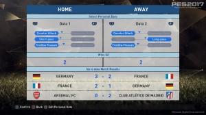 скриншот Pro Evolution Soccer 2017 PS4 - Русская версия #7