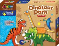 Игровой набор для творчества Avenir Clever Hands Dinosaur Park