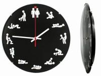 Подарок Часы настенные Камасутра