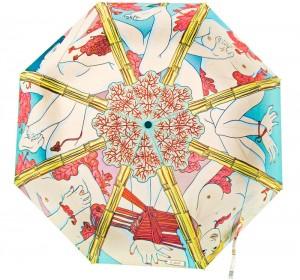 Зонт 'Империя чувств'