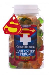 Подарок Сладкая доза Для Супергероя