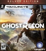 Игра Ключ для Tom Clancy's Ghost Recon: Wildlands. Deluxe Edition