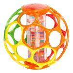 Мяч-погремушка Oball 'Лабиринт'