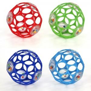 Мяч-погремушка Oball 10 см