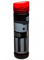 Подарок Бутылка 'Star Wars Water Bottle - Dark Side Lightsaber'