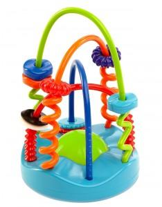Развивающая игрушка Oball 'Гонки на спиралях'