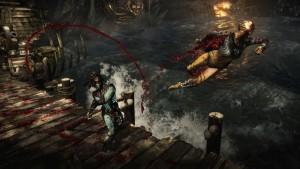 скриншот Mortal Kombat X. Kollector's Edition PS4 - Русская версия #6