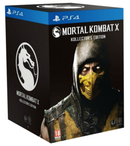 игра Mortal Kombat X. Kollector's Edition PS4 - Русская версия