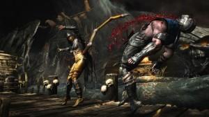скриншот Mortal Kombat X. Kollector's Edition PS4 - Русская версия #11