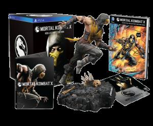 скриншот Mortal Kombat X. Kollector's Edition PS4 - Русская версия #2