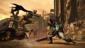 скриншот Mortal Kombat X. Kollector's Edition PS4 - Русская версия #8