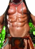 Подарок Фартук мужской 'Тарзан'