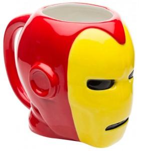 Подарок Чашка 'Marvel Coffee Mugs - Sculpted Iron Man'