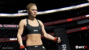 скриншот UFC 2 PS4 #3