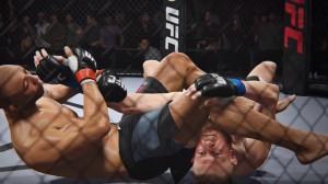 скриншот UFC 2 PS4 #5