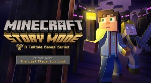 скриншот Minecraft: Story Mode PS4 - Русская версия #2
