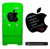 Подарок Магнитная доска для мела Pasportu 'Apple' (188-87346)