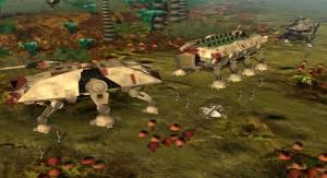 скриншот Star Wars: Empire at War #3
