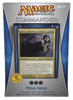 MTG Commander 2013 - Mind Seize (blue, black, red)