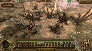 скриншот Total War: Warhammer #3