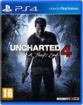 игра Uncharted 4: Путь вора Standart Plus Edition PS4