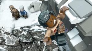 скриншот LEGO Star Wars: The Force Awakens LEGO PS4 - Звездные войны: Пробуждение Силы - Русская версия #2