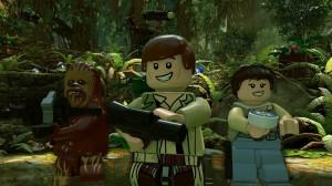 скриншот LEGO Star Wars: The Force Awakens LEGO PS4 - Звездные войны: Пробуждение Силы - Русская версия #3