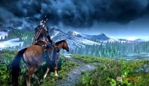 скриншот  The Witcher 3: Wild Hunt - Ведьмак 3: Дикая Охота - Русская версия #2