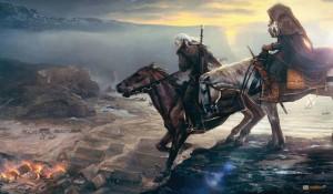 скриншот  The Witcher 3: Wild Hunt - Ведьмак 3: Дикая Охота - Русская версия #3