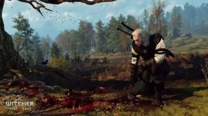 скриншот  The Witcher 3: Wild Hunt - Ведьмак 3: Дикая Охота - Русская версия #4