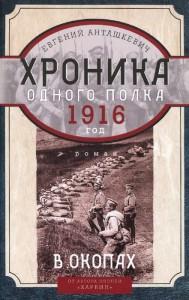Книга В окопах. 1916 год. Хроника одного полка