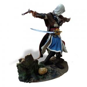 фото Статуэтка Эдварда из Assassin's Creed IV Black Flag #5
