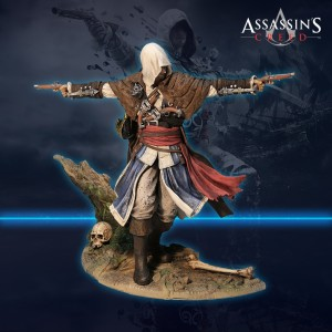 фигурка Статуэтка Эдварда из Assassin's Creed IV Black Flag
