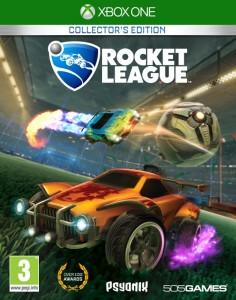 игра Rocket League Collectors Edition Xbox One