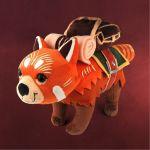 фигурка Плюшевая игрушка DOTA 2 Plush Redpaw