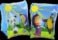 Нарукавники детские 'Маша и медведь'