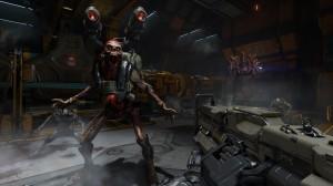 скриншот Doom 4 PS4 - Русская версия #5