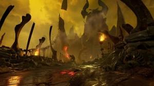 скриншот Doom 4 PS4 - Русская версия #8