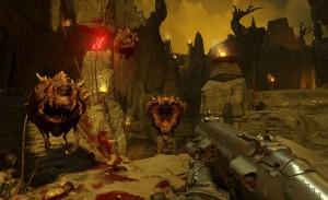 скриншот Doom 4 PS4 - Русская версия #15