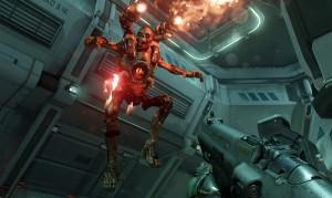 скриншот Doom 4 PS4 - Русская версия #4