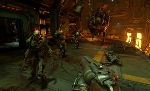 скриншот Doom 4 PS4 - Русская версия #3