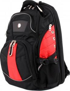 Рюкзак Wenger 1932201410 черный/красный
