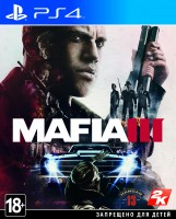 игра Mafia 3 PS4 - Русская версия